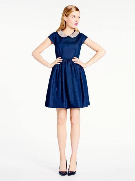 76ccf1d161 Preppy #katespade denim kimberly dress | I'm So Preppy ...
