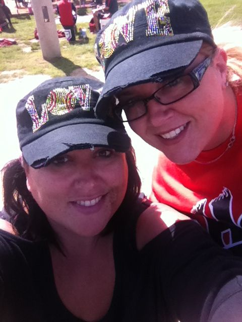 Elgin Heat Softball Moms