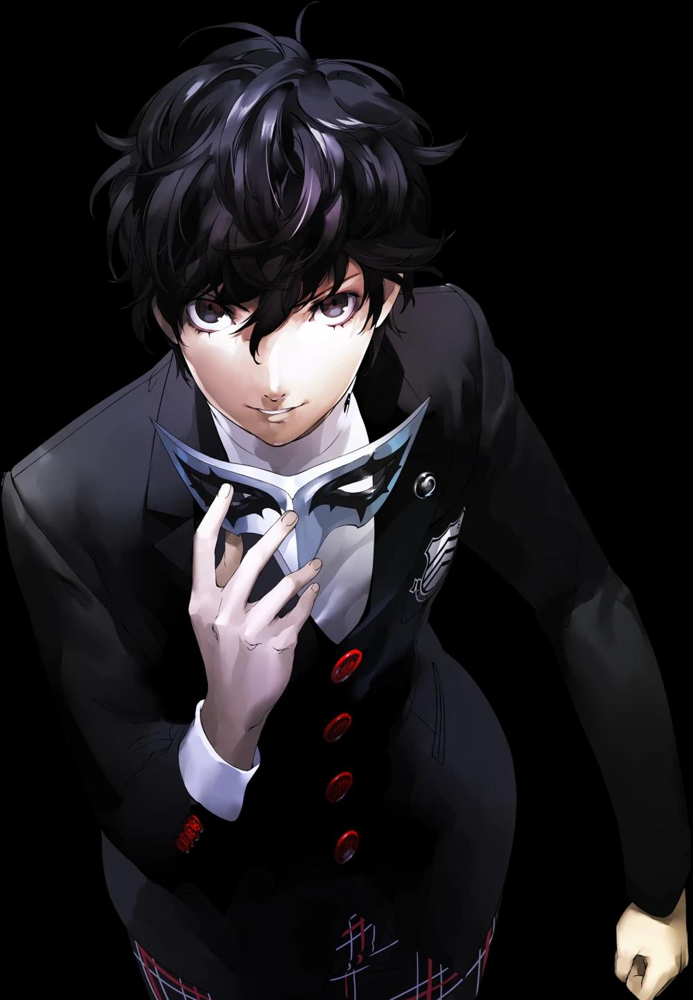 Protagonist Persona 5 Megami Tensei Wiki Fandom Persona 5 Cosplay Persona 5 Persona 5 Joker