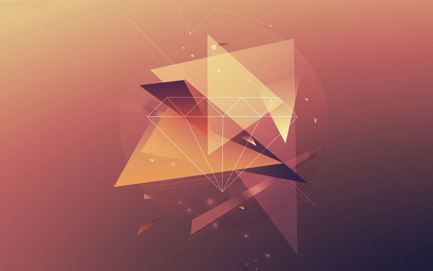1440x900 Hd Geometric Wallpapers And Photos Hd 3d Wallpapers Abstract Art Geometric Abstract Geometric Background