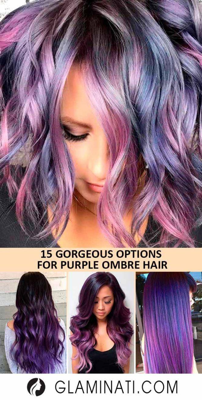Nouvelle couleur de cheveux femme 2018