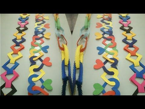Soft Board Border Design No 17 Decoration Idea Youtube School