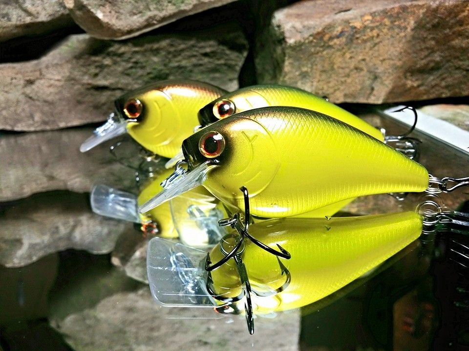 Custom Jig and Lure Innovations - They got a good looking