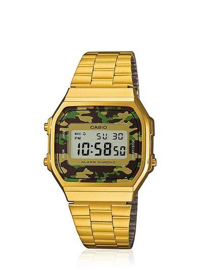 gshock vintage camouflage watch luisaviaroma luxury