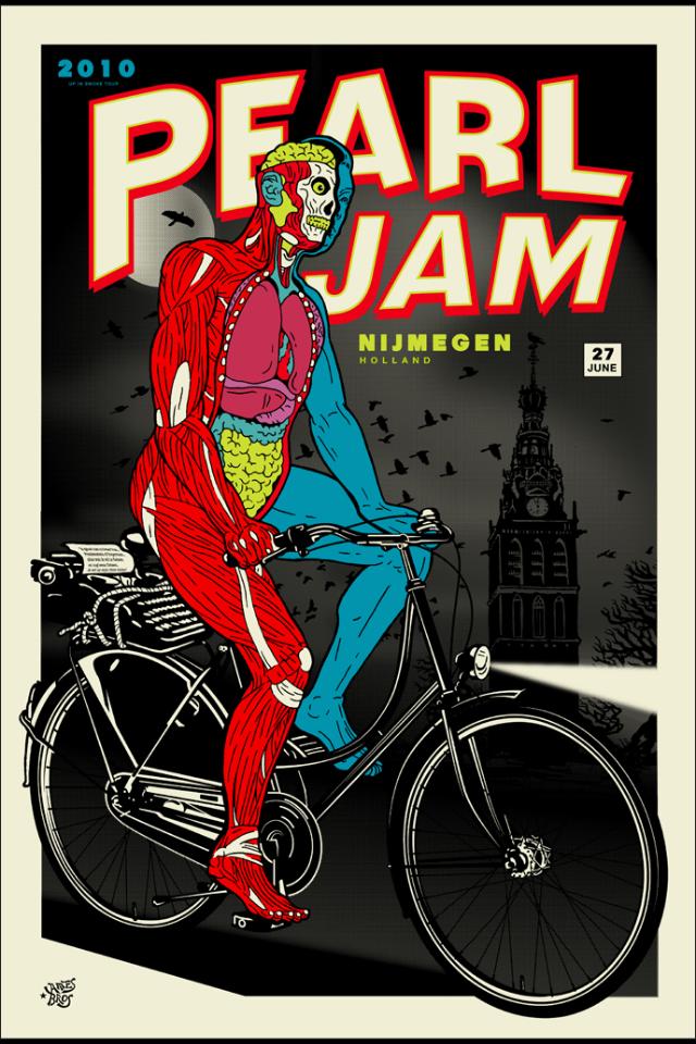 Pearl Jam Poster Musicmoviestvbooks Pinterest Pearl Jam