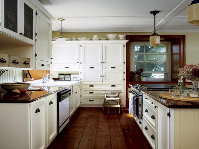 Small Country Kitchen Countertop Ideas