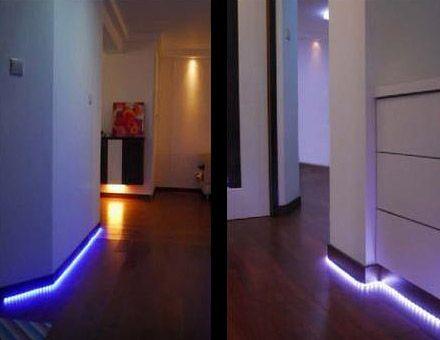 Lumilum RGB LED strip lights | LED Lighting for Bedrooms | Pinterest ...