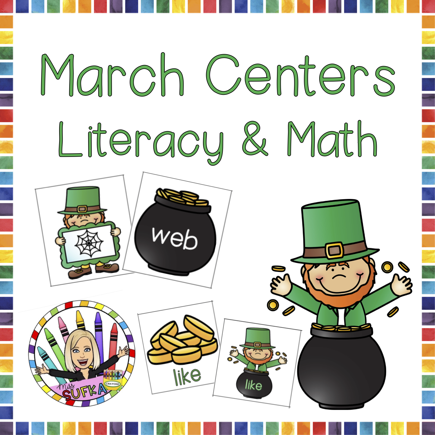 March Center Activities
