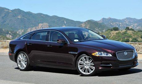 Going Rogue In The New Jaguar Xj Jaguar New Jaguar Jaguar Xj