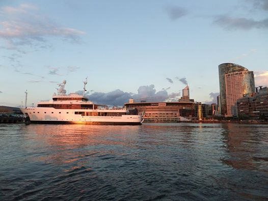 Mondo Marine M/Y Tribù - from 1 of the trips around the world - Melbourne, Australia - A Vessel to Explorer the Globe