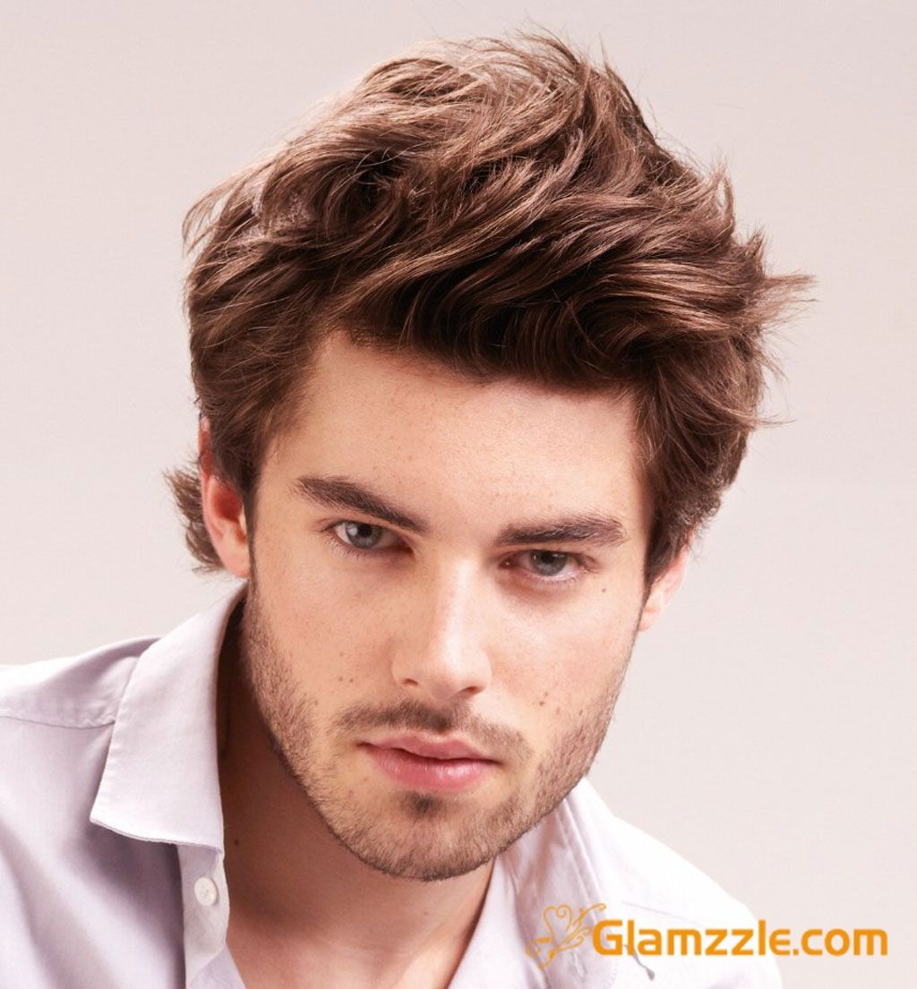 Medium Hairstyles For Men Regarding Hairstyles For Men Fashion And Hairstyles
