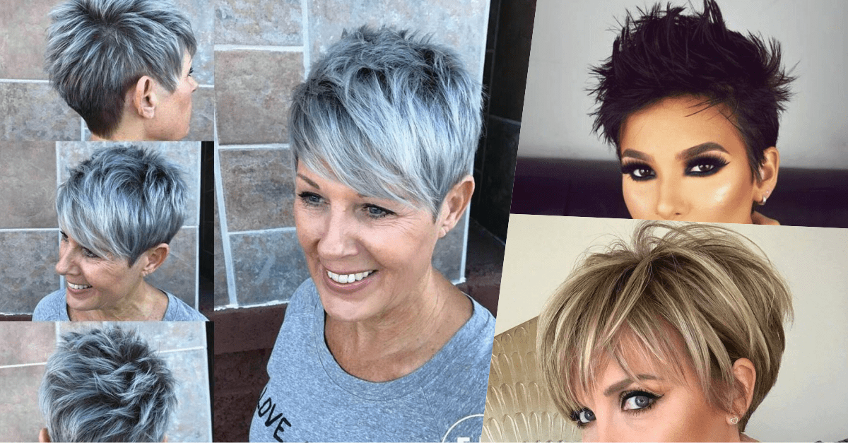 Schon Kurzhaarfrisuren Frauen Ab 30 30 Short Hair Styles