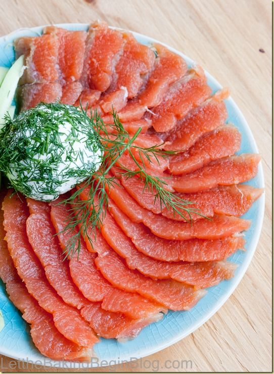 Gas smoker recipes for salmon