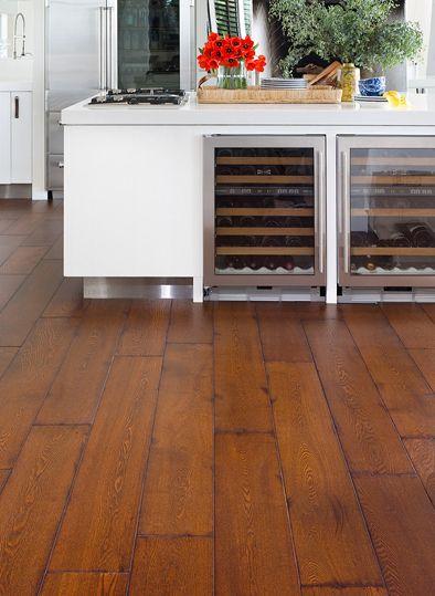 Bella Cera Wire Brushed Engineered Hardwood Flooring   Estate Chatsworth Ash
