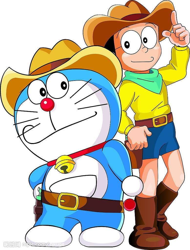 Gambar Kartun Doremon Dan Nobita Bestkartun