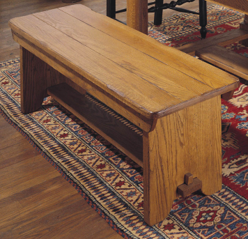 Attic Heirlooms Bench Wood Seat Broyhill Furniture Dining Room Table Set Kitchen Table Bench