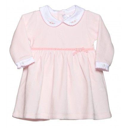 Agnes plush dress - dresses - baby girl - babies