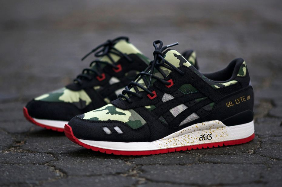 "An Exclusive Look at the BAIT x ASICS Gel Lyte III ""Basics Model-001  Vanquish"""