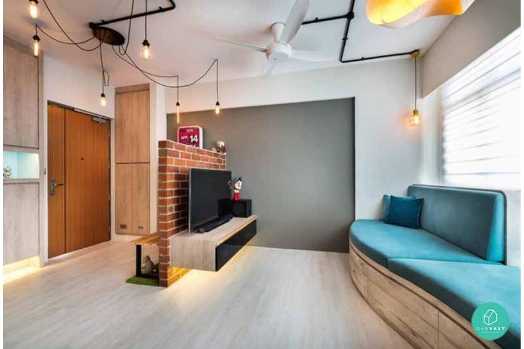 Utilising Small Spaces Under 90sqm With Less Than 50 000
