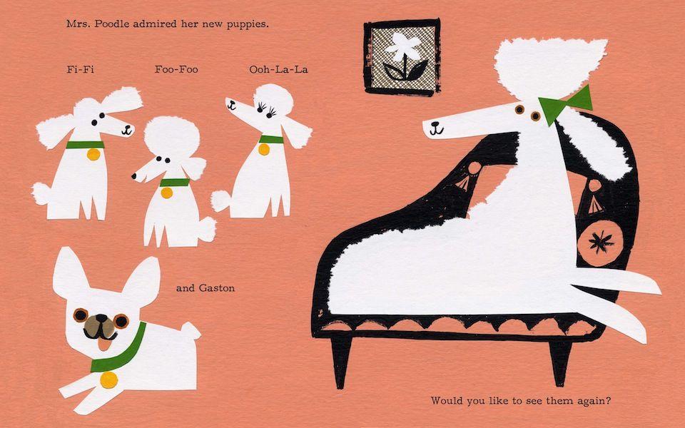 Mrs.Poodle&Pups