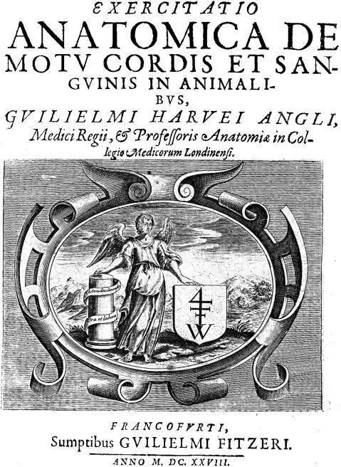 1628- Exercitatio anatomica de motu cordis et sanguinis in ...