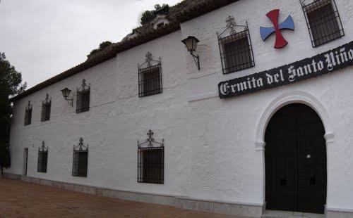 Ermita del Santo Niño Imagen tomada en La Guardia Castilla-La Mancha el 08 Noviembre 2011 por Robert Bovington