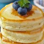 طريقة عمل بان كيك اسفنجي ياباني طريقة Recipe Food Network Recipes Pancake Recipe Buttermilk Light And Fluffy Pancakes