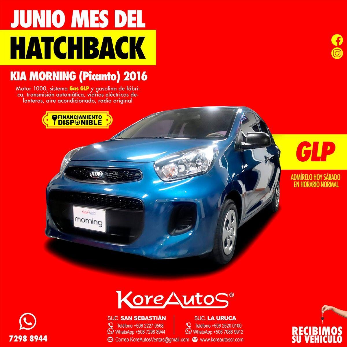 KIA Morning 2016 Kia, Toy car, Sports car