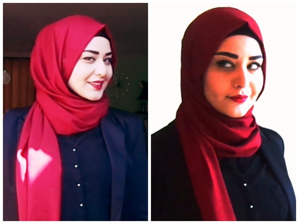 17 Best Ideas About Hijab Tutorial Video On Pinterest Hijab