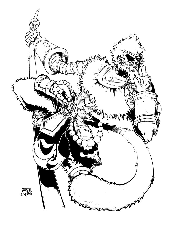 Wukong By Felipeaquino On Deviantart League Of Legends Art Deviantart