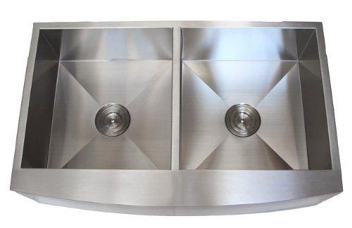 Pin By Alison Ashton On Kitchen Redo Farmhouse Sink Kitchen Stainless Steel Farmhouse Sink Kitchen Decor Styles