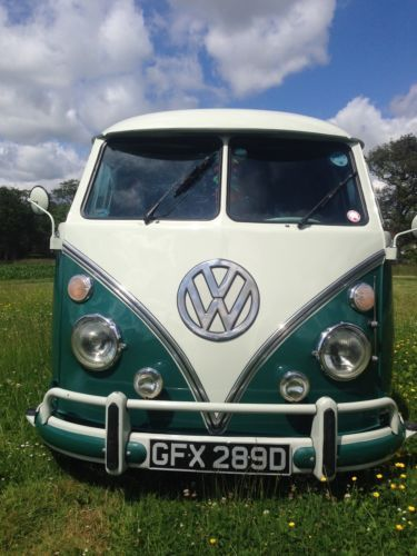 386402ae54 Details about VW Split Screen 15 window camper van. Great condition ...