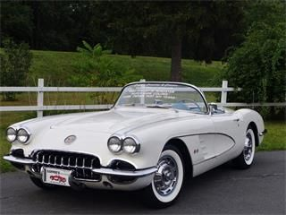 1960 Chevrolet Corvette for Sale | ClassicCars.com | CC-715010