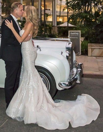 Steven Khalil, Custom Made, Size 8 Wedding Dress | Wedding, Wedding ...