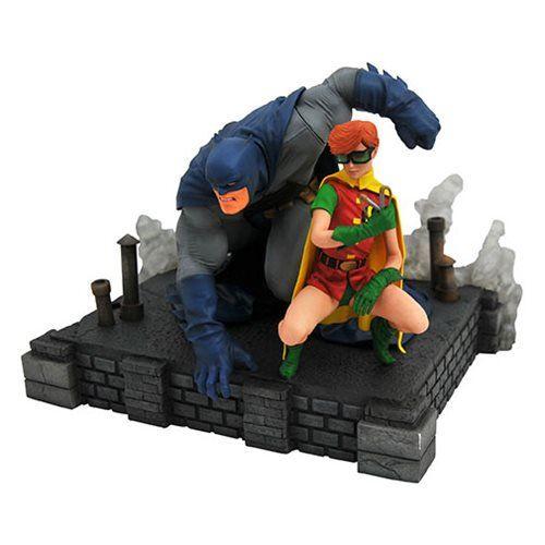WARNER BROS BATMAN /& ROBIN Movie ROBIN STATUE 1997 Figurine Maquette bust TOY