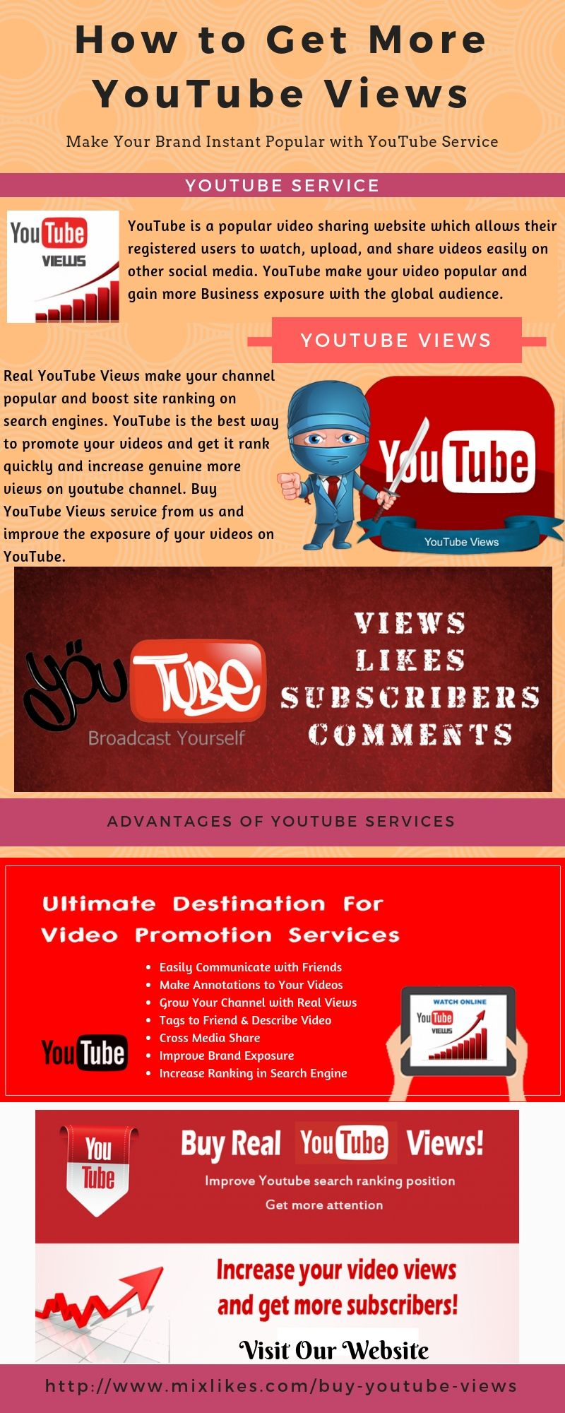 Youtube Is One Of The Most Popular Social Media Platforms If Your Content Is Good And Your Video Has Gone Viral Then Youtube Views You Youtube Youtube Videos