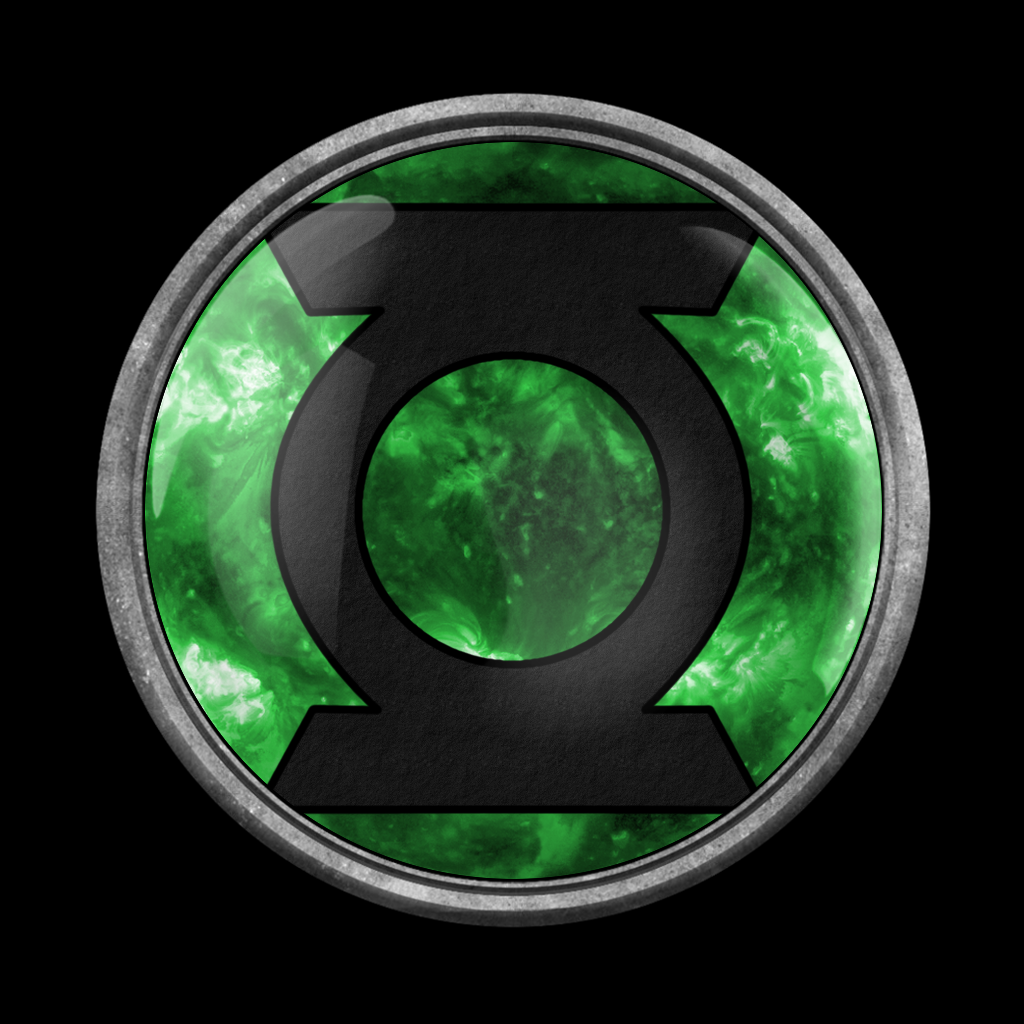 Green lantern ring - Willpower by PalettePix.deviantart ...