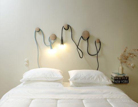 snoer hang lamp grijs naturel lang fitting katoen 12 meter matt