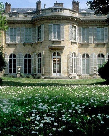 12 rue Monsieur, dans le 7e arrondissement de Paris.Hôtel de Bourbon-Condé. Hôtel particulier construit entre 1781 et 1782 par Brongniart pour Louis V Joseph de Bourbon-Condé (1736-1818), 8e prince de Condé, en vue de servir de résidence à sa fille, Louise Adélaïde de Bourbon (1757-1824), dite « Mlle de Condé »