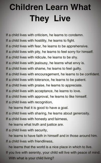 Very True How Are You Raising Your Children I Know I Need To Work On Me A Bit More 3 By Delores Parenting Skills Kids Parenting Good Parenting