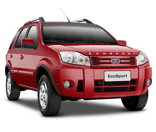 Ford Ecosport Has Been Popular And Gets Lots Of Attention