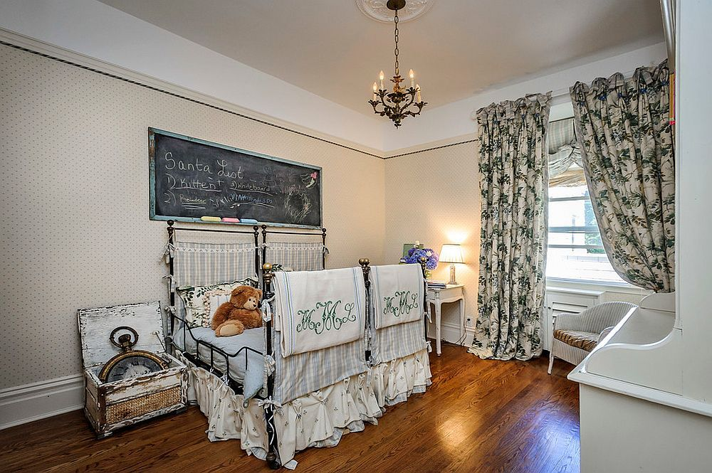 30 Creative and Trendy Shabby Chic Kids' Rooms Shabby