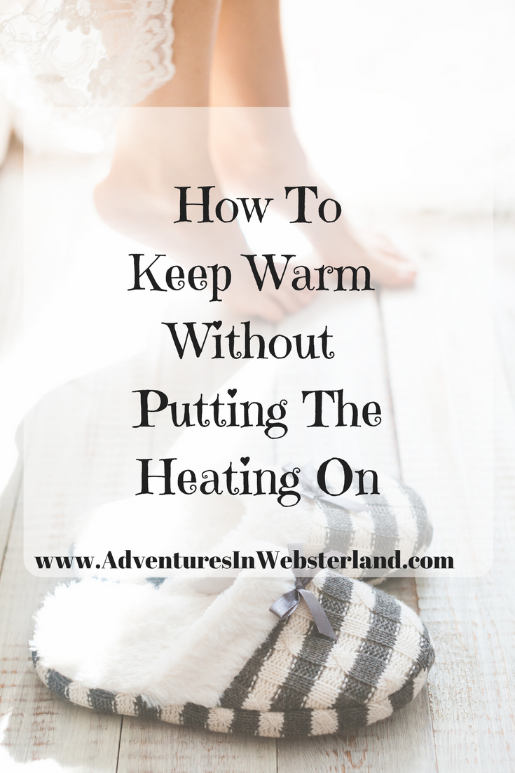 5 Ways To Keep Your House Warm Without Heating | Frugal, Frugal ...