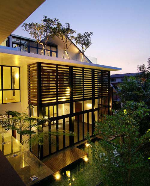 tropical-resort-living. SweetModern ArchitectureArchitecture ...