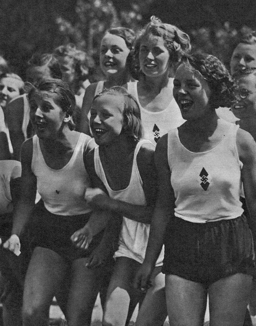Nazi German Maidens | World War Two | Pinterest | See more ...