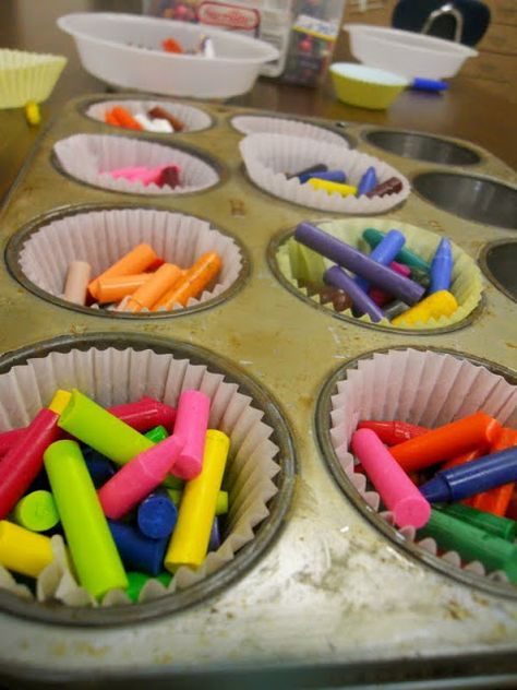 How to Learn Colors While Making Rainbow Crayons | Rainbow