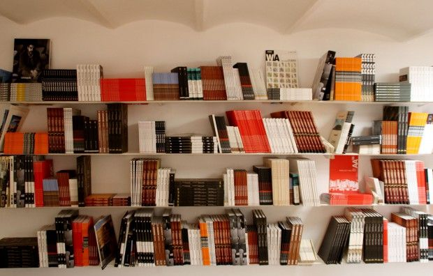Fundació Enric Miralles » Biblioteca