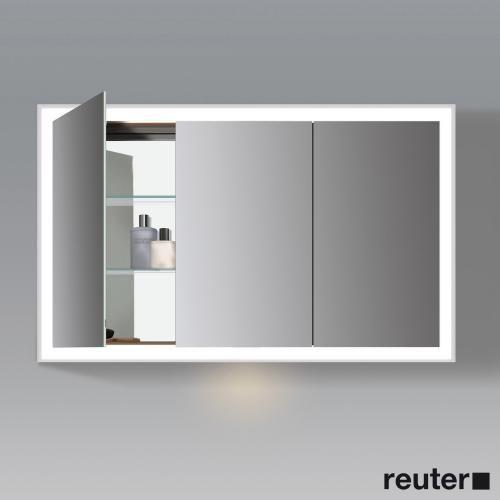 Duravit L Cube Spiegelschrank Mit Led Beleuchtung Mit Waschplatzbeleuchtung In 2020 Spiegelschrank Led Beleuchtung Bad Styling
