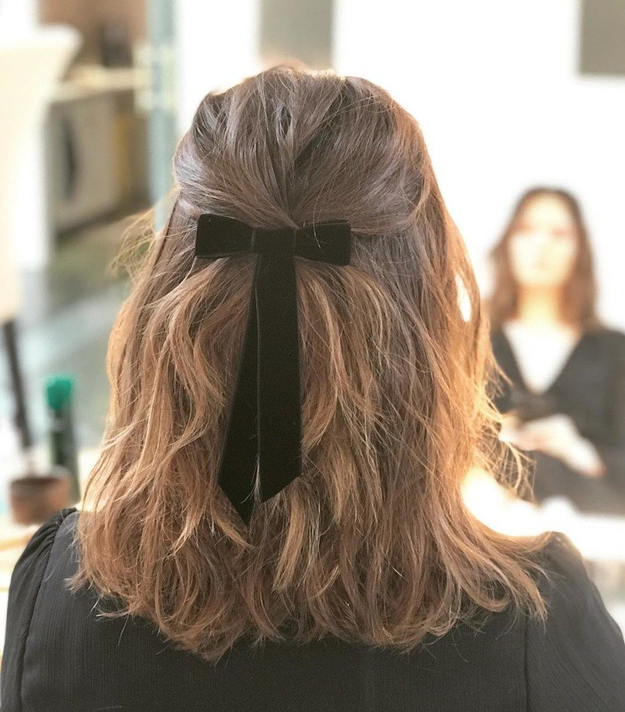 51 Cool New Hairstyle Ideas To Try This Winter Winter Hairstyles Long Hair Styles Hair