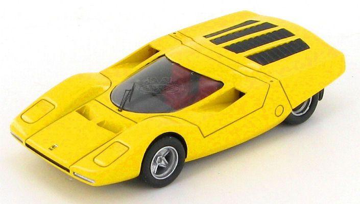 Ferrari 512S Berlinetta Speciale Concept Car PininFarina 1969 1:43